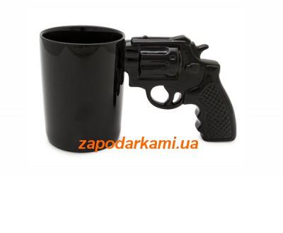 Огромная чашка  «Револьвер»