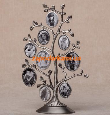 Фоторамка «Семейное дерево» 27см