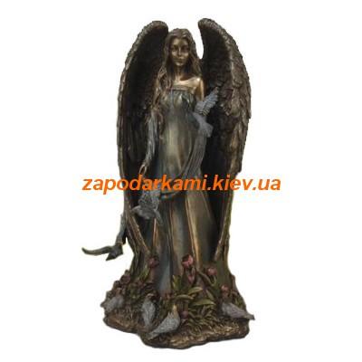 Статуэтка «Ангел с голубями»