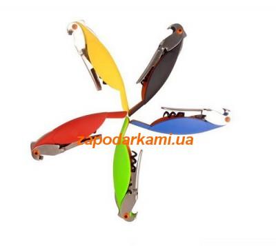 Яркая открывалка в виде попугая