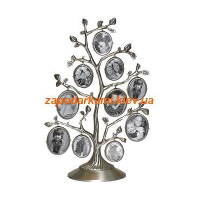 Фоторамка «Семейное дерево, 27 см» (20 фото)