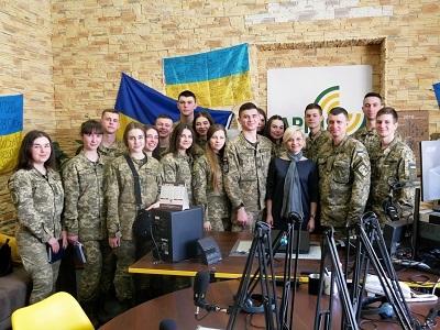 День информационно-медийных структур Министерства Обороны и Вооруженных Сил Украины
