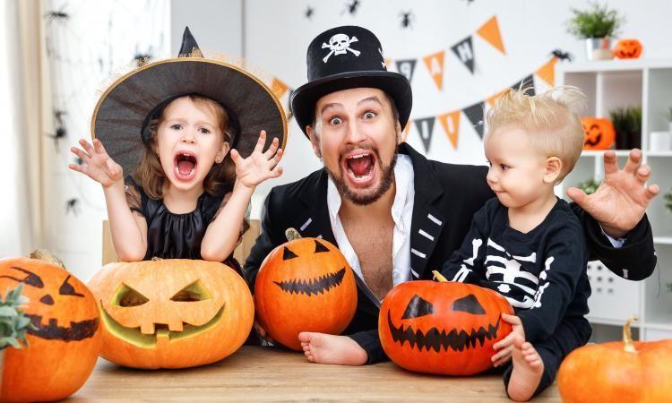 Хеллоуин или День всех святых
