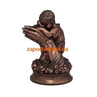 Статуэтка из бронзы своими руками