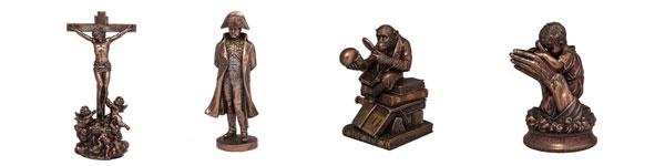 Статуэтки из бронзы